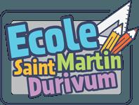 Ecole Saint Martin Durivum Logo